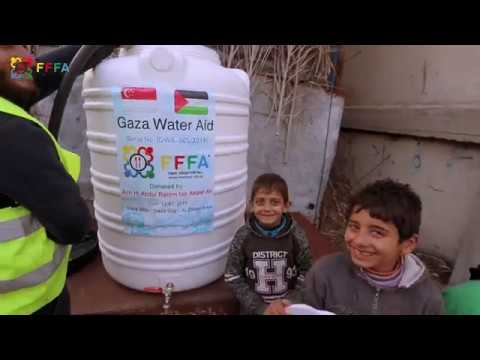 Gaza Water Aid