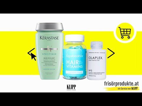 Video Friseurprodukte online kaufen   KLIPP