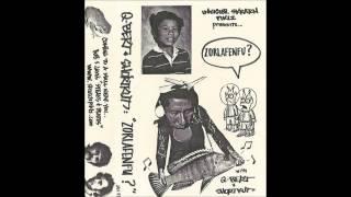 "Q-Bert & Shortkut - ""Zorlafenfu?"" (1997) - Side A"