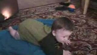 Little Al first crawl