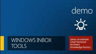 MMS 2012 Maximizing Windows 7 Performance  Troubleshooting Tips