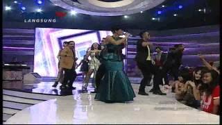 """Yuni Shara """" Sakitnya Tuh Disini Versi Remix """" - DMD Show MNCTV"""