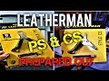 Leatherman PS vs CS