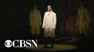 "Lin-Manuel Miranda returns to Puerto Rico and his lead role in ""Hamilton"""