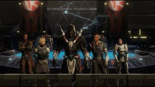 Star Wars the old Republic: Knights of the fallen Empire Chapter 9