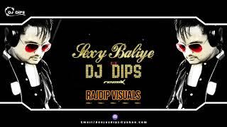 Sexy Baliye Remix | Secret Superstar |  DJ DIPS | Promo