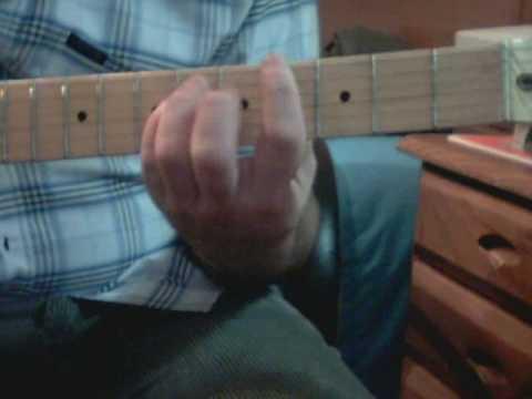 Guitar Lesson :: Tenacious D - Kickapoo [1st Part]