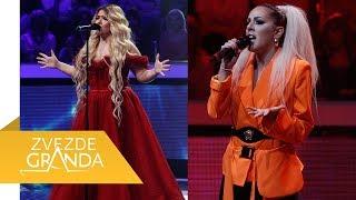 Ivana Bogicevic i Marijana Jukic - Splet pesama - (live) - ZG - 18/19 - 13.04.19. EM 30