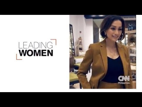 Philux COO Stephanie Kienle Gonzalez on CNN Philippines' Leading Women