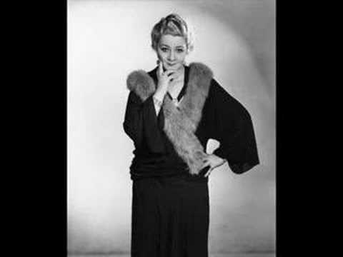Sophie Tucker - I Know That My Baby Is Cheatin' On Me, 1928