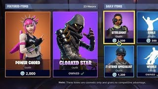 *NEW* FORTNITE ITEM SHOP COUNTDOWN! September 3rd - New Skins (Fortnite Battle Royale LIVE)