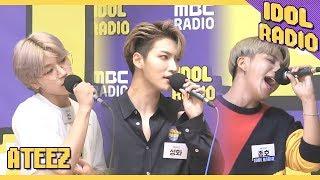 [IDOL RADIO] Jongho & San & Seonghwa -