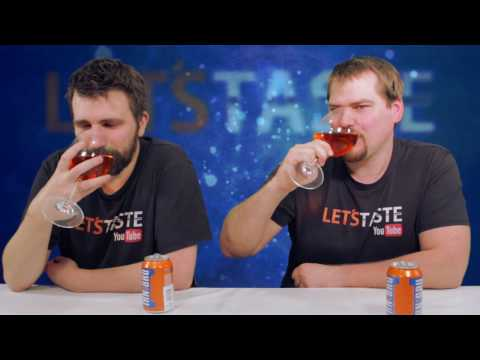 IRN BRU - Soda Review
