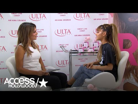 Find Out Which Celeb's Style Ariana Grande Loves | Access Hollywood