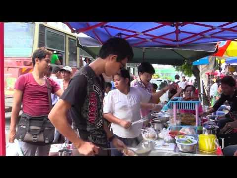 Myanmar's Urban Boom