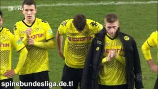 Fortuna Düsseldorf 4:5 Borussia Dortmund - Highlights & Elfmeterschießen - DFB Pokal