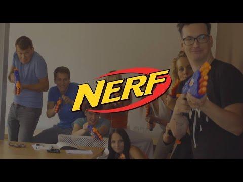 Nerf Office War
