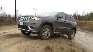2017 Jeep Grand Cherokee Summit Test Drive Review