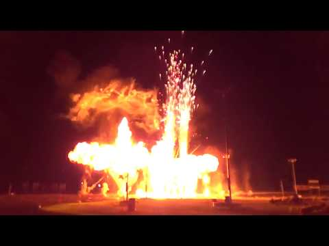 PGI 2017 Fargo North Dakota - Vortex Fireworks Show