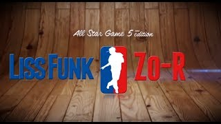 LISS FUNK vs ZO-R | I love this dance all star game 2013