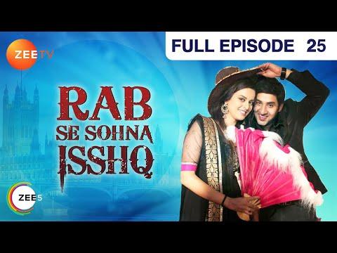 Rab Se Sona Ishq - Hindi Serial - 17th August 2012 - Zee TV Serial - Episode 25 thumbnail