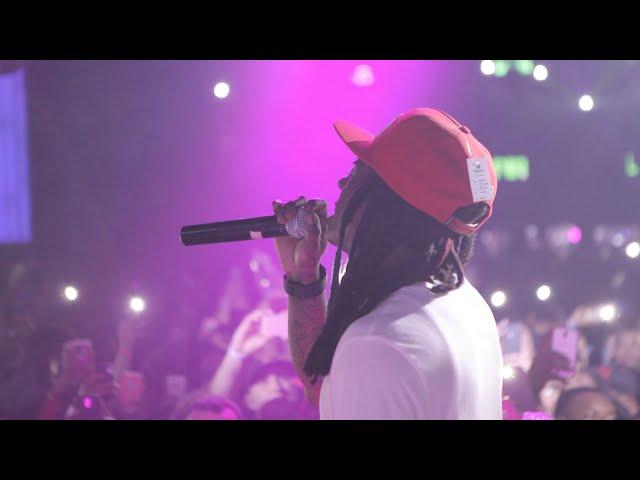 Lil Wayne- SFTW 2 Mixtape Release Partiez (Destin, FL x Biloxi, MS)