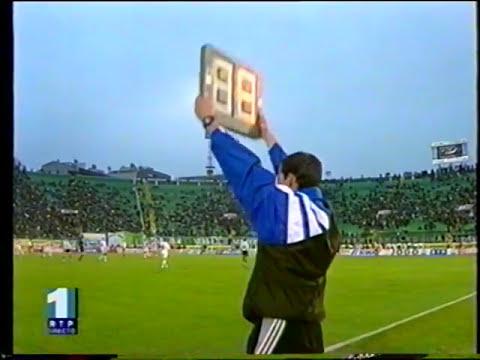 20J :: Sporting - 1 x V.Guimarães - 1 de 1997/1998
