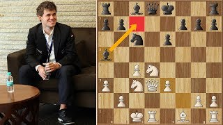 In The Endgame, The Gods Have Placed Carlsen!   Anand vs Carlsen 2013.   Game 5