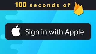 Sign in with Apple from a Firebase Web App