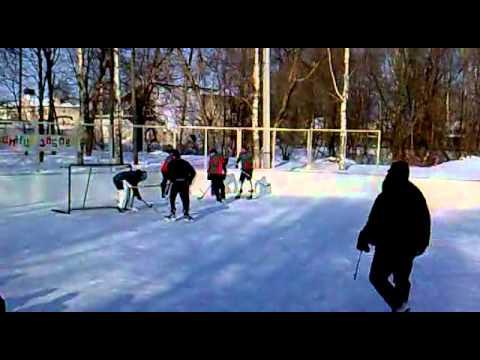 Краснохолмская Метелица — 2012 хоккей