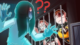 WE PLAYED THE NEW PHASMOPHOBIA PRISON MAP AND IT WAS TERRIFYING!