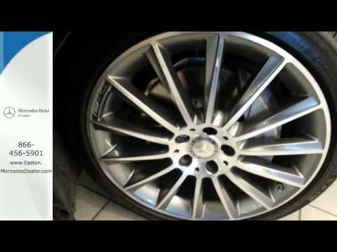 Certified 2015 mercedes benz c class columbus oh mercedes for Mercedes benz dealers in ohio