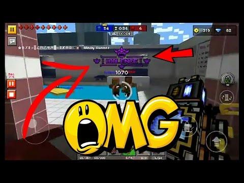 Pixel Gun 3D The Violence Challenge 50 Killstreak !!!!Best Kill/Death Ever!!!!!!