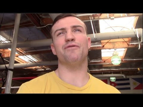 NEW YORK NEW YORK! -MATT MACKLIN ON MICHAEL CONLAN NEW YORK DEBUT & GENNADY GOLOVKIN v DANNY JACOBS