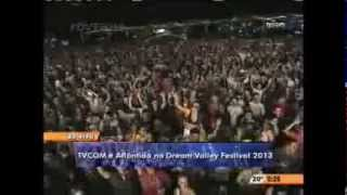 TOCADISCO @ Dream Valley Festival 2013 - Live TVCOM