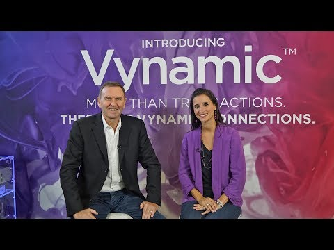 Live Interview: Vynamic™ Software Launch At Money 20/20 2017