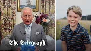video: Watch: Prince George is learning about extreme weather, says Prince of Wales