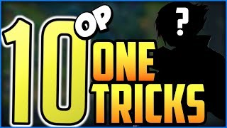 Best One Trick Champions Every Role - Top 10 Strong Champions To One-Trick Main - League of Legends