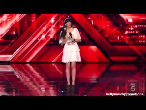 Download Liliana Rose Andreano - The X Factor U.S. - Audition - Ep.4