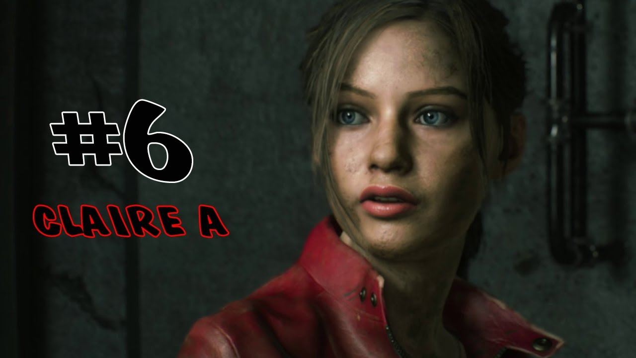 Claire A P6 | Sherry's Nightmare | RE2: REMAKE