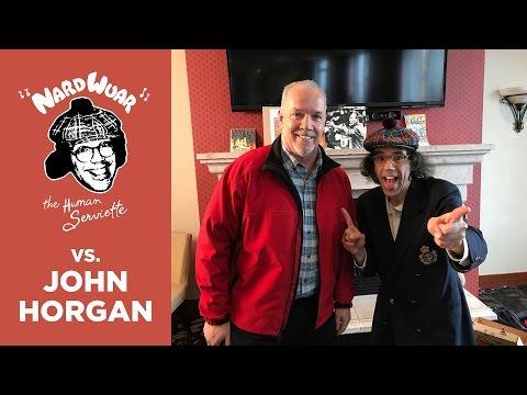 Nardwuar vs. Premier John Horgan