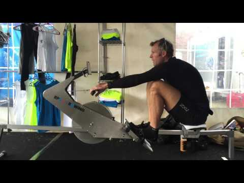 Mahe Drysdale from NZ Olympic Champion 2012 M1x with RP3 Rowing