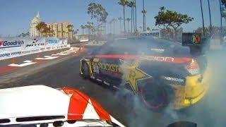 GoPro HD:  Dai Yoshihara vs. Tanner Foust – Formula Drift Championship Series