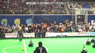 WK RoboCup 2013 Eindhoven