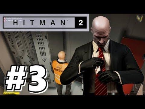 HITMAN 2 #3 - Miami - Double Venom!