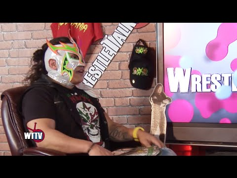 Juventud Guerrera Interview! Samoa Joe in WWE? WTTV S6 Ep24