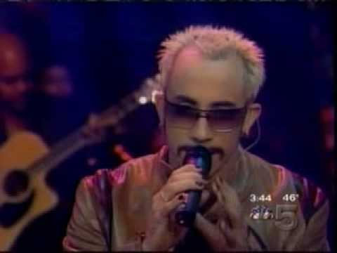 BSB ''Drowning'' Rosie O'Donnell Show 2001