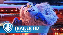 SMALLFOOT - EIN EISIGARTIGES ABENTEUER - Trailer #2 Deutsch HD German (2018)