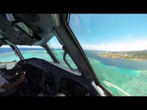ATR42- 600 Air Tahiti