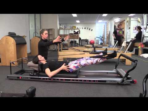AntiGravity® Fitness incorporated into a busy Physiotherapy & Pilates clinic in WA